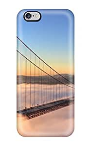 TYH - Best Dshoujuan Premium Durable Golden Gate Bridge Fashion Tpu ipod Touch5 Protective Case Cover phone case