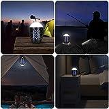 BroElec Bug Zapper Camping Lamp, Tent Light Bulb