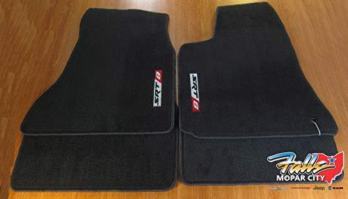 OEM Chrysler 300 SRT Carpet Floor Mats Dark - 300 Carpet Chrysler