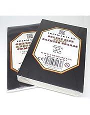 Docsmagic.de Comic Book Supplies - Relealable Bags Boards Divider - Current Silver Manga Golden Magazine Size