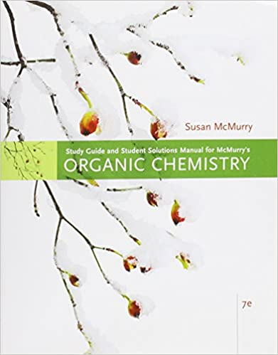 Amazon study guide with solutions manual for mcmurrys organic study guide with solutions manual for mcmurrys organic chemistry 7th 7th edition fandeluxe Images