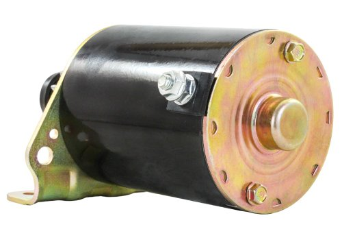 STARTER MOTOR FITS BRIGGS STRATTON 693551 14 TOOTH CRAFTSMAN LAWNMOWER STEEL FLYWHEEL