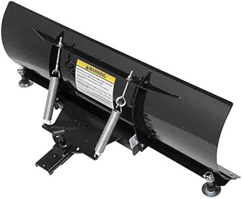 (QuadBoss Pile Driver Standard Plow Blade - 50in. 8500)