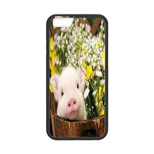 "iPhone6 4.7"" Case, DDdiy PIG Custom Case for iPhone6 4.7"""