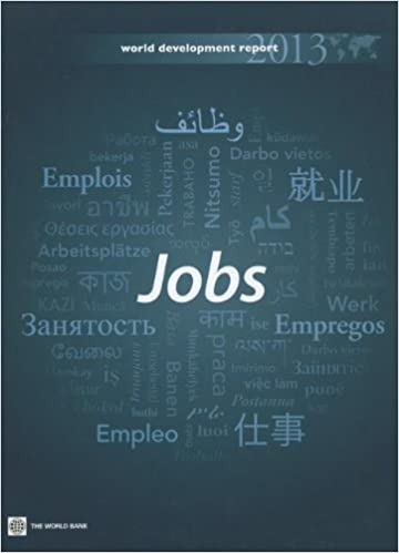 Download online World Development Report 2013: Jobs PDF