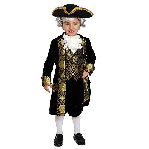 Dress Up America George Washington Costume Historical Washington Outfit for Kids -