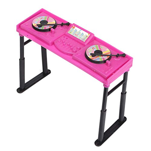 Miniature Music DJ Console Toy For Decoration ZevenMart DIY Dollhouse Accessories - Diy Halloween Costumes For Two People