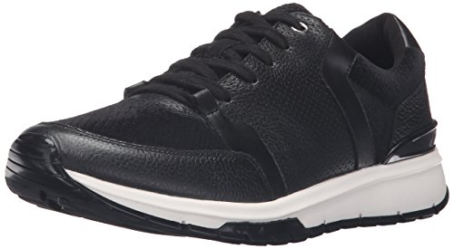 Calvin Klein Womens Vinnie Fashion Sneaker Black