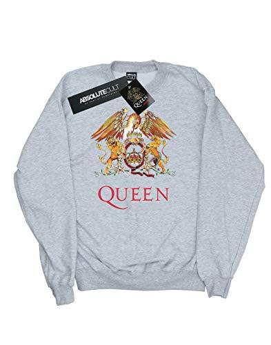 Sweat Homme Sport Absolute Cult shirt Gris Queen Logo Crest XBqwRw6gx