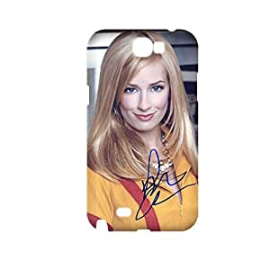 Printing With 2 Broke Girls For Galaxy Samsung Note2 Defender Phone Case For Child Choose Design 1-4