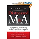img - for The Art of Distressed M&A byLajoux book / textbook / text book