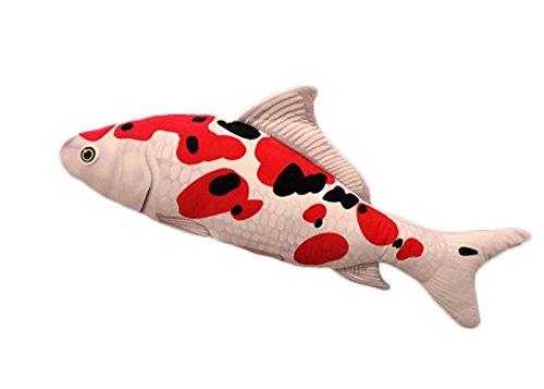 Yintefu Simulation Animal Plush Toys Koi Fish Pillow (Koi Toy)