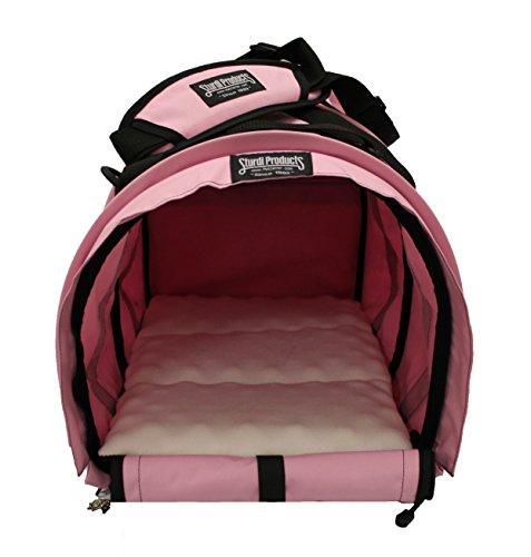 Sturdi Products SturdiBag Pet Carrier, X-Large, Soft Pink