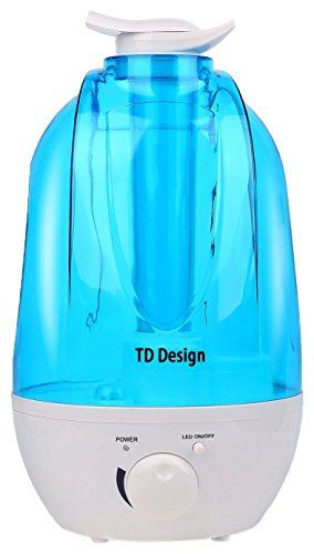 TD-Design-Ultrasonic-Cool-Mist-Humidifier-Whisper-Quiet-for-Whole-House-Waterless-Auto-Shut-off-33-Hours-Mist-Two-easy-360-Degree-Mist-Output