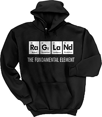 Threads of Doubt Ragland The Fundamental Element Chemistry Hoodie