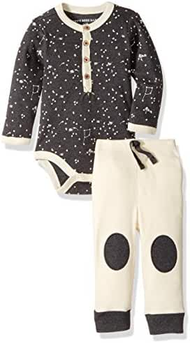 Burt's Bees Baby Baby Organic Long Sleeve Bodysuit and Pant Set