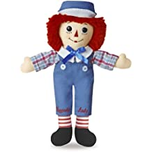 Aurora World Raggedy Andy Classic Doll 12""