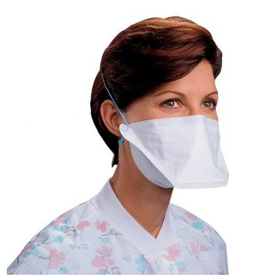 Kimberly-Clark Professional - Pfr95* N95 Particulate Filter Respirator & Surgical Mask (Pack/50) N95 Respirator- Pouch Style Regular: 417-62126 - (pack/50) n95 respirator- pouch style regular
