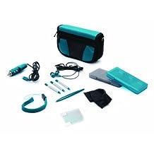 Aqua Blue Starter Kit For 3DS/Dsi - Nintendo DS Standard Edition