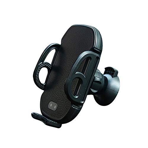 ❤️Jonerytime❤️Qi Wireless Car Charger Smart Sense Air Vent Mount Holder for Samsung Galaxy S9 Black
