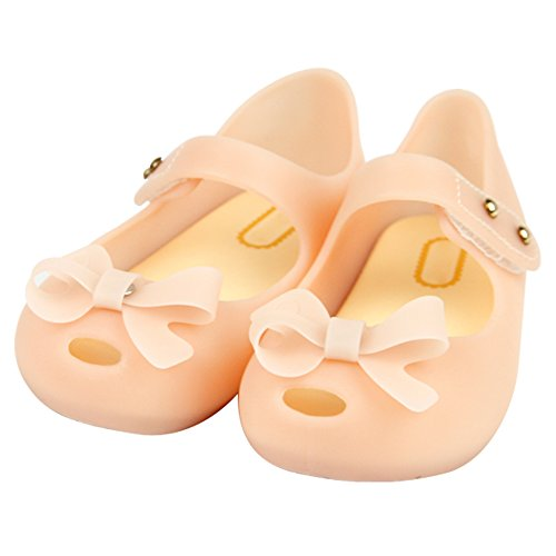 Lady Shoes Jane Adult (iFANS Women Girls Cute Bow Slip On Loafers Princess Mary Jane)