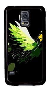 Samsung Galaxy S5 Beautiful Designs PC Custom Samsung Galaxy S5 Case Cover Black