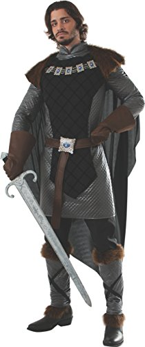 Medieval Tunic Costumes (Rubie's Costume Men's Blood Line Adult Dark Prince Costume, Multi, Standard)