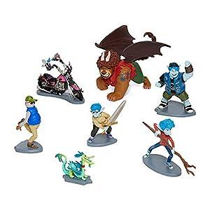 Onward Disney Deluxe Figure Playset Collection