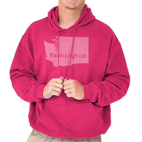 Washington State Shirt State Pride USA T Novelty Gift Ideas Hoodie Sweatshirt -