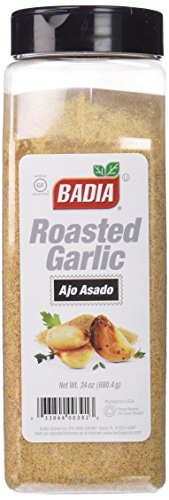 Roasted garlic by Badia. 1.5 lb jar ()