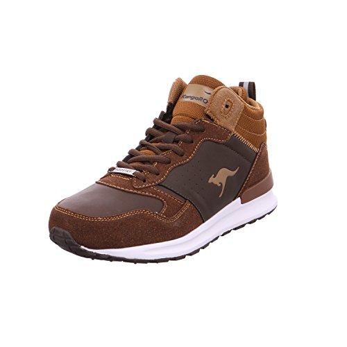 RTX Baskets Amber Homme Café Hautes KangaROOS 7A51wgq6w