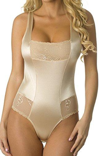 (Velvet Kitten Sexy Control Bodysuit #303727 (Medium, Nude))