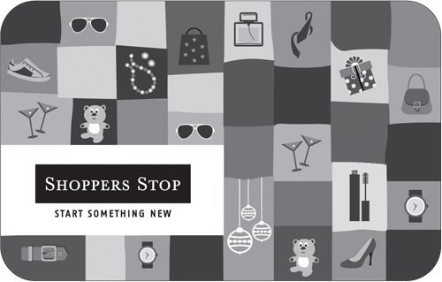 Flat 5% off||Shoppers Stop Gift Card