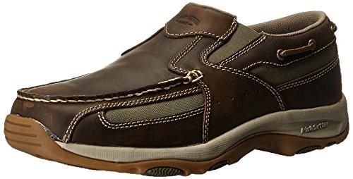 (Irish Setter Men's 3818 Lakeside Slip-On Loafer, Brown,8 D US)