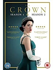 Save on The Crown - Season 1 & 2 [DVD] [2018] and more