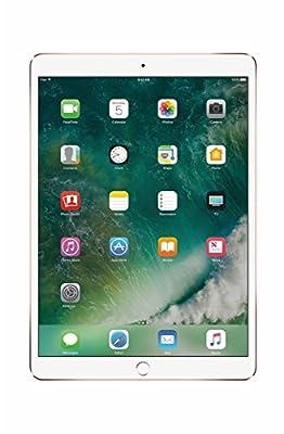 Apple iPad Pro 10.5-inch (256GB, Wi-Fi, Rose Gold) 2017 Model