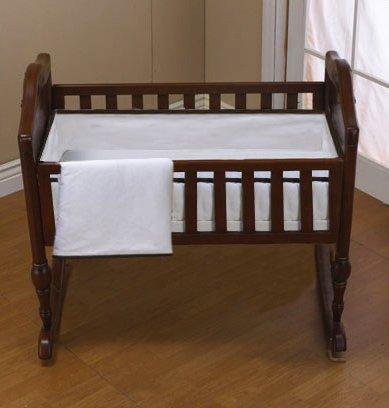 Ecru 5600cr36 Baby Doll Bedding Forever Mine Cradle Set