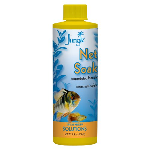 Jungle NL080-8-4 Net Soak Net Cleaner, 8-Ounce, 236-ml