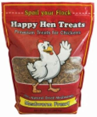 30 OZ Mealworm Frenzy Give Your Chickens Treats They Love Without The Only One