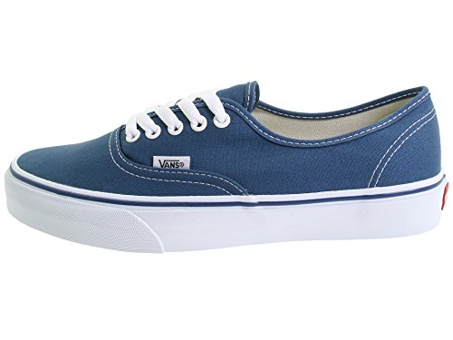 Vans Autentico Blu Navy Vn-0ee30nvy Mens Us 8 / Uk 7 / Eur 40,5 / Cm 26