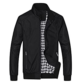 Rominton Outdoor Windbreaker Mens Jacket