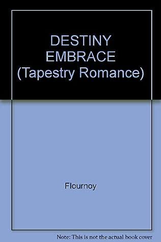 book cover of Destiny\'s Embrace