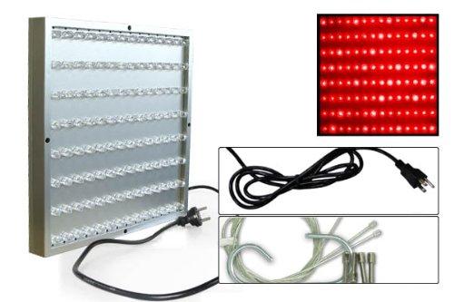 50 Watt Advance Spectrum All Red LED Grow Light Panel