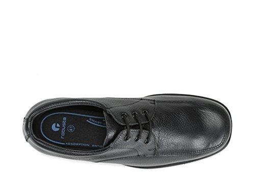 Robusta-Zapato Hombre Hostelería Balance H Negro