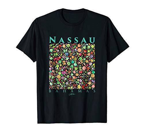 JCombs: Nassau, Bahamas, Seashell Collection T-Shirt