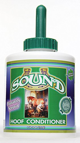 SOUND Hoof Conditioner   1Lb 10oz