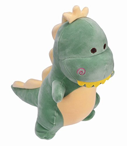HWD 12'' Plush Dinosaur Doll , Stuffed Animal Toys (Green) - 12' Doll Toy