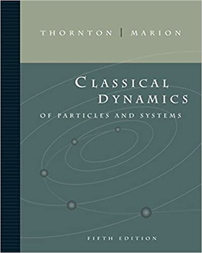 Amazon classical dynamics of particles and systems amazon classical dynamics of particles and systems 9780534408961 stephen t thornton jerry b marion books fandeluxe Images