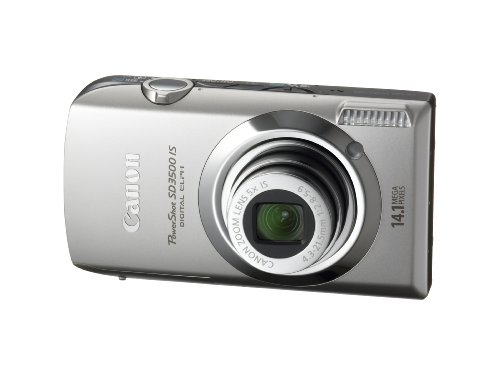 Canon PowerShot SD3500IS 14.1 MP Digital Camera with 3.5-Inch Touch Panel LCD and 5x Ultra Wide Angle Optical Image Stabilized Zoom (Silver) Review