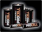 Procell Professional Alkaline Batteries. Unit: AAA 24/Carton